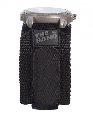 The Band 20mm WIDE Black