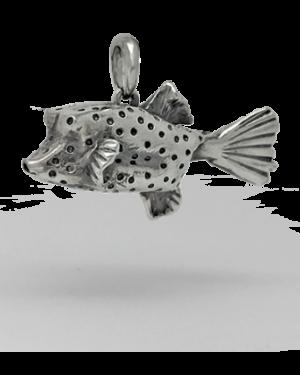 Bronzo Scatola/Box Fish 69