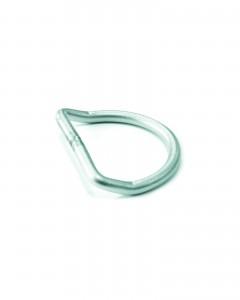 D-rings SS316 Bent