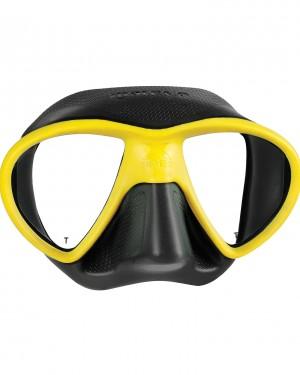 Mask X-FREE Lime/Black