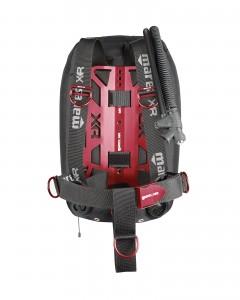 Red Devil Single Backmount set