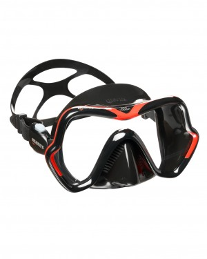 Mask One Vision Black/Red