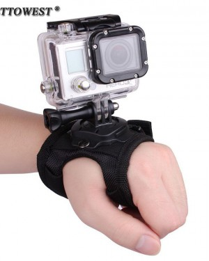 Pro Mount Strap Hand W/360 Rot