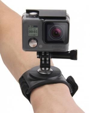 Pro Mount Strap Wrist W/360 Ro