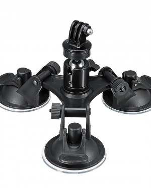 Pro Mount Suction Mount Triple