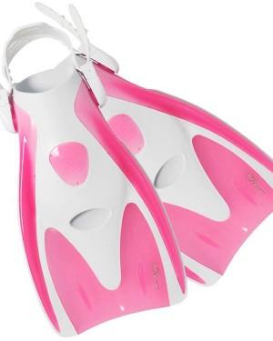 Aqua Fins UF-14Z Pink M