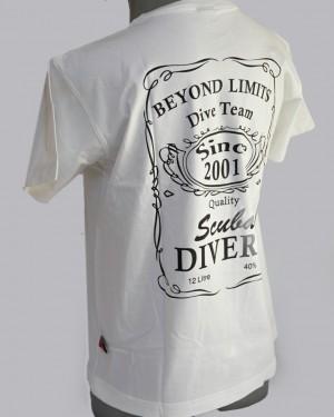 Scuba Divers White