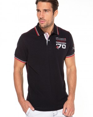 Polo int. d.t Deep Sea (Men)
