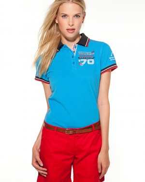 Polo int. d.t Blue Wave (Lady)